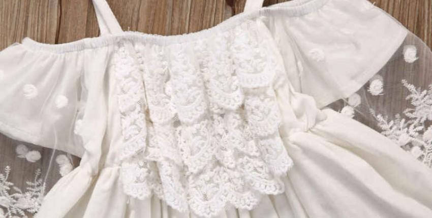 Платье принцессы для маленьких девочек. - отзыв покупателя
