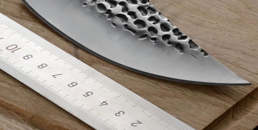 Мужской нож, кухонный нож для мясника,нож для пикника. - отзыв покупателя