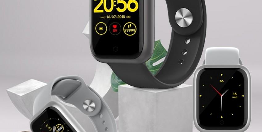 Умные часы GT IP68 Водонепроницаемые - отзыв покупателя