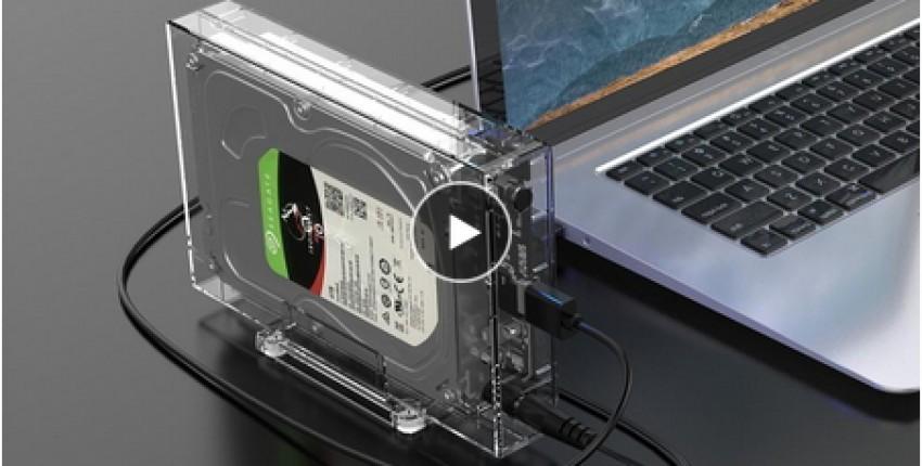 Корпус жесткого диска ORICO SATA на USB3.0 - отзыв покупателя