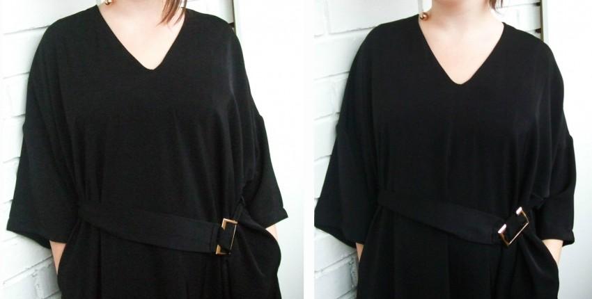 Платье EAM в едином размере - отзыв покупателя