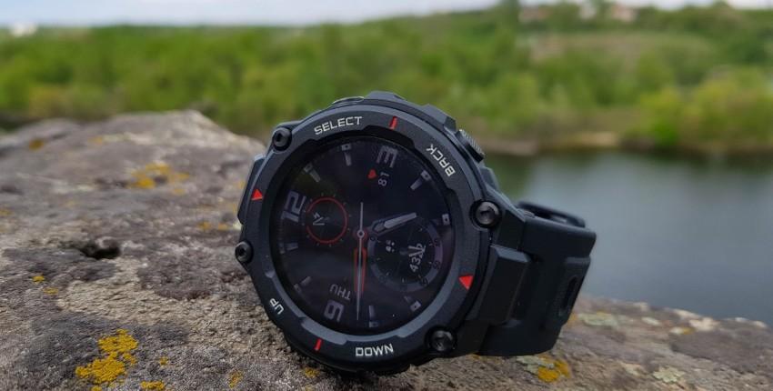 Смарт-часы Amazfit T-Rex: обзор после 2 месяцев использования - отзыв покупателя