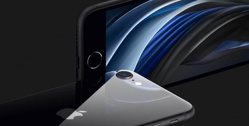Быстрый, компактный, мощный: Apple iPhone SE 2020 128GB Black - отзыв покупателя