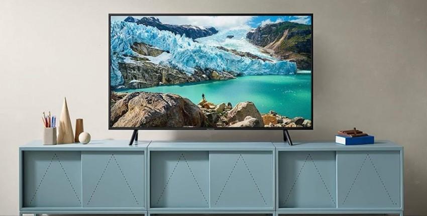 Лучший друг на самоизоляции - телевизор Samsung UE50NU7097U. - отзыв покупателя
