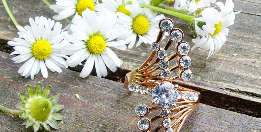 Красивое и недорогое кольцо - отзыв покупателя