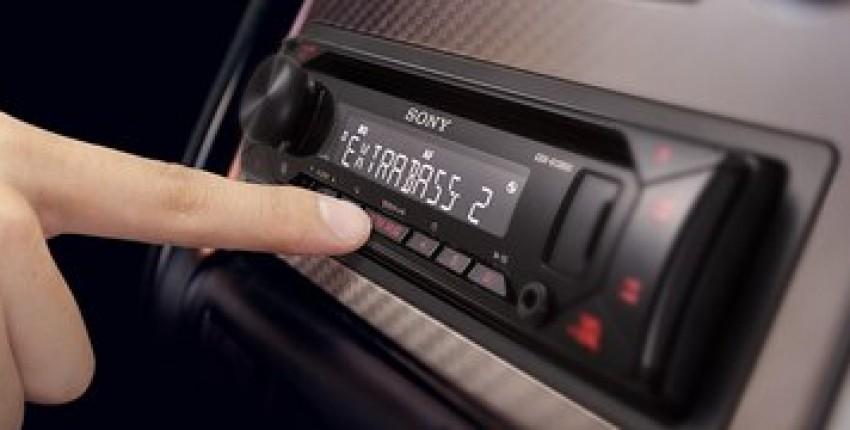 Автомагнитола Сони CDX-G1300U - отзыв покупателя
