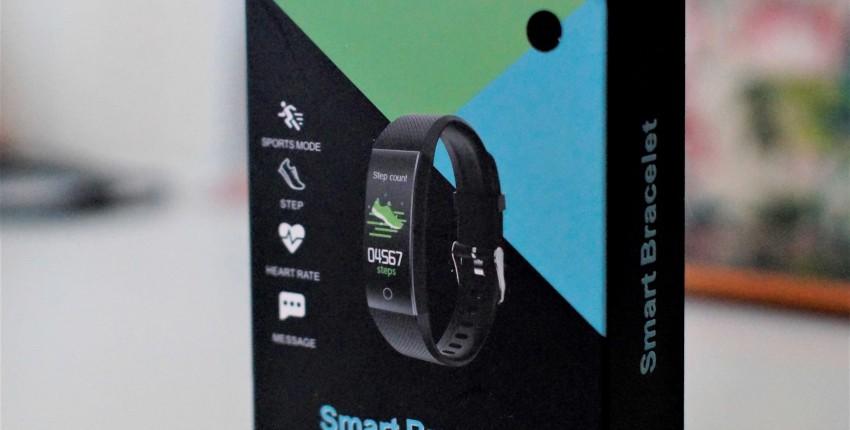 Смарт-часы или смарт-браслет с датчиком температуры тела - отзыв покупателя