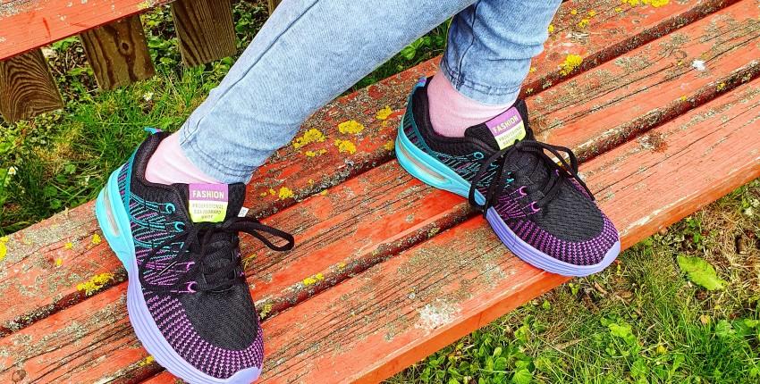Отличные кроссовки - отзыв покупателя
