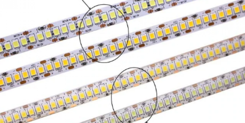 Narrow Width DC12V LED Strip 2835 120/240led/m 5 Meters Flexible Strip. - User's review
