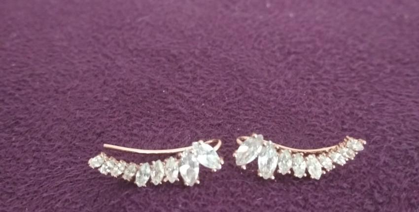 Как украсить ушки бриллиантами? - отзыв покупателя