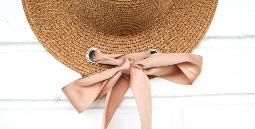 Шляпка с люверсами, которая очень понравилась - отзыв покупателя