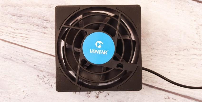 USB-вентилятор Vontar C1 для приставок Android TV: охлаждаем H96 Max X3, Vontar X3 и Mecool M8S Pro - отзыв покупателя