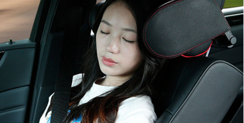 Car headrest pillow Sleep Adjustable Side Car Soft Travel Seat Headrest. - User's review