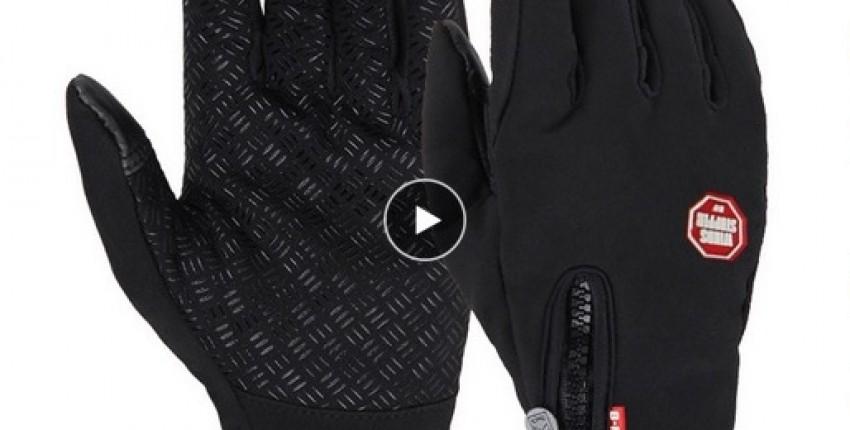 Перчатки - отзыв покупателя