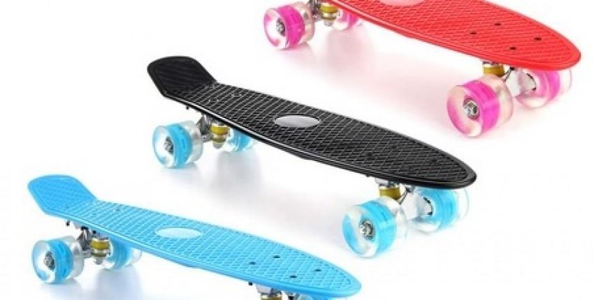 Скейт для детей - отзыв покупателя