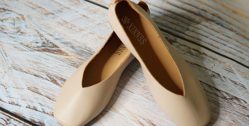Кожаные балетки - отзыв покупателя
