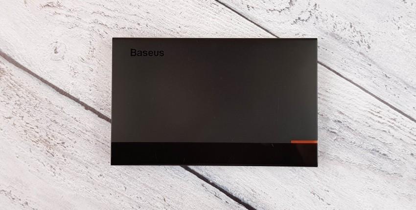 Внешний карман Baseus для 2,5 SSD/HDD SATA с подключением через Type C 3.1 Gen 2 - отзыв покупателя