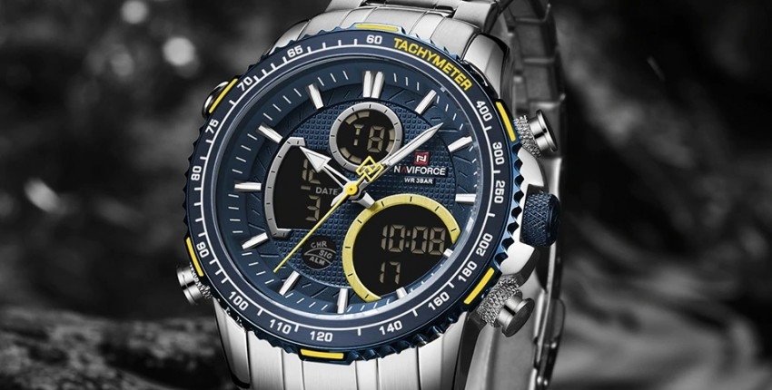 NAVIFORCE Men Watch Top Luxury - User's review