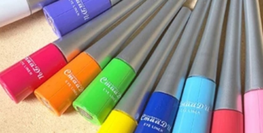 Жидкий карандаш для глаз - отзыв покупателя