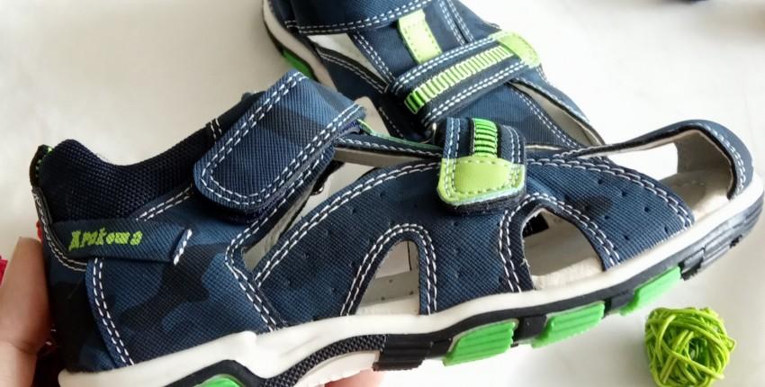 Классные детские сандали с Алиэкспресс со скидкой. - отзыв покупателя