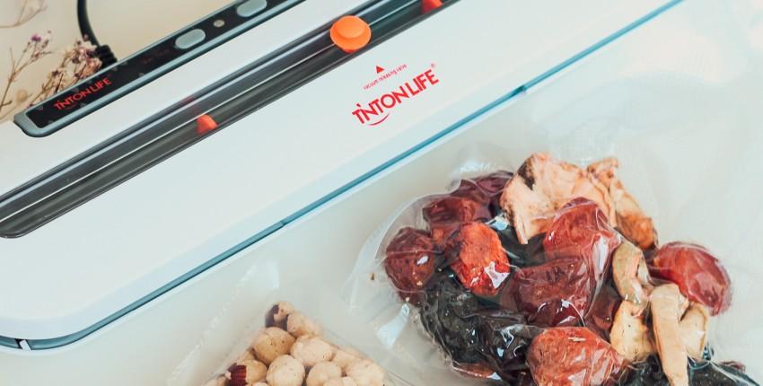 Пищевой вакуумный упаковщик TINTONLIFE - отзыв покупателя
