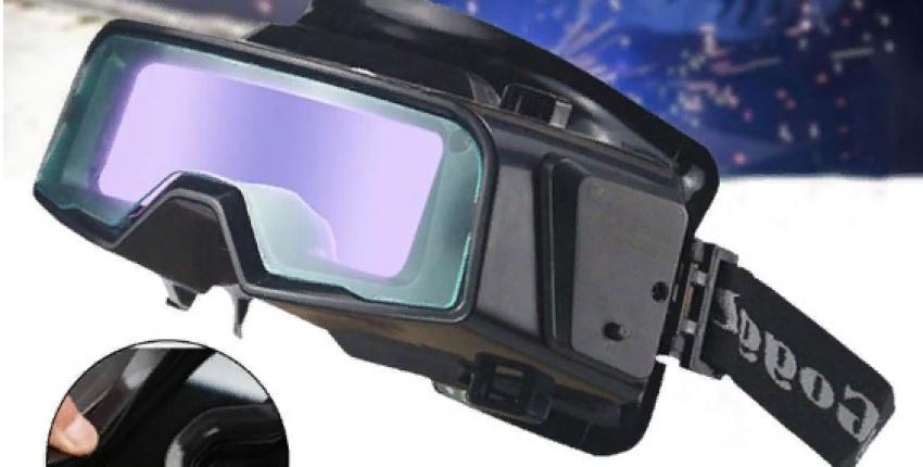 Сварочные очки с автоматическим затемнением. - отзыв покупателя