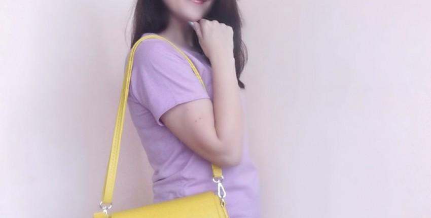 Яркая и стильная сумка ForeverYoung - отзыв покупателя