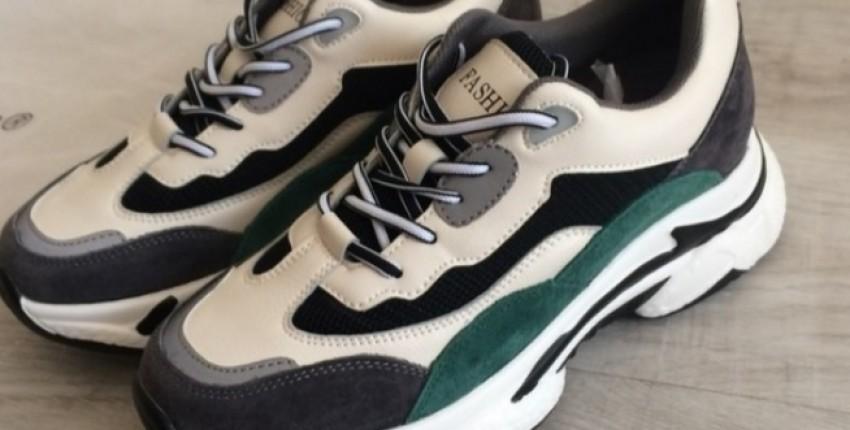 Супер модные кроссовки - отзыв покупателя