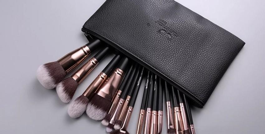 Кисти для макияжа Anmor  Набор из 16 штук - отзыв покупателя