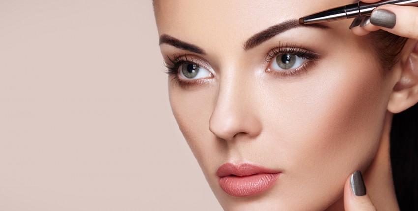 Водонепроницаемый стойкий макияж для бровей - отзыв покупателя