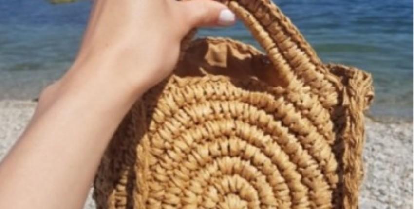 Летняя сумка-малышка добавит изюминку в любой образ - отзыв покупателя
