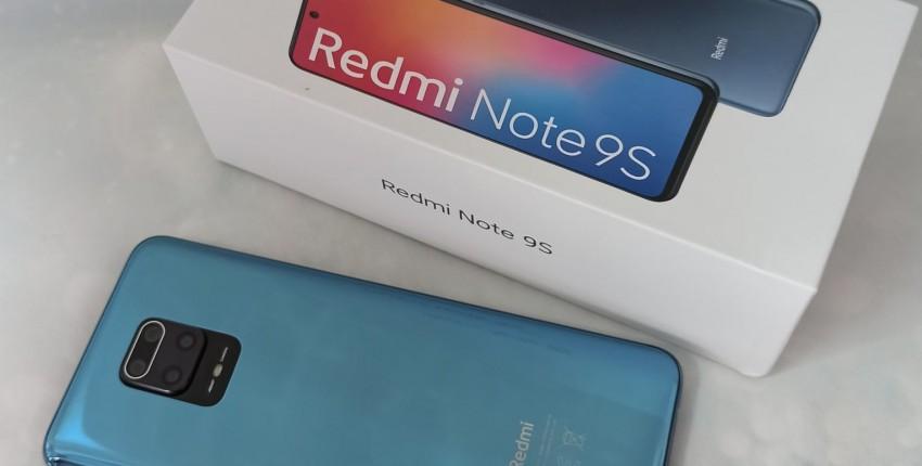 Обзор на Xiaomi Redmi Note 9S - отзыв покупателя