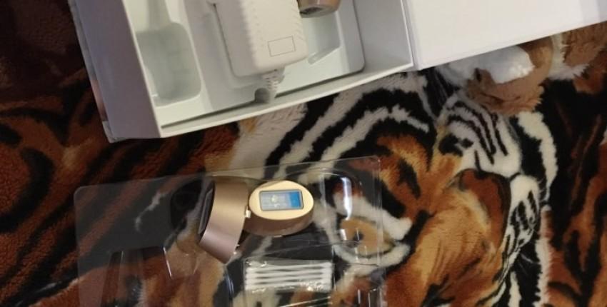 Лазерный эпилятор - отзыв покупателя