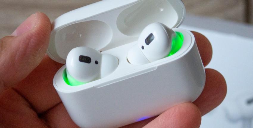 Apple AirPods Pro - СУПЕР копия - отзыв покупателя