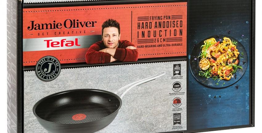 Jamie Oliver от Tefal: сковорода шеф-повара на моей кухне! - отзыв покупателя
