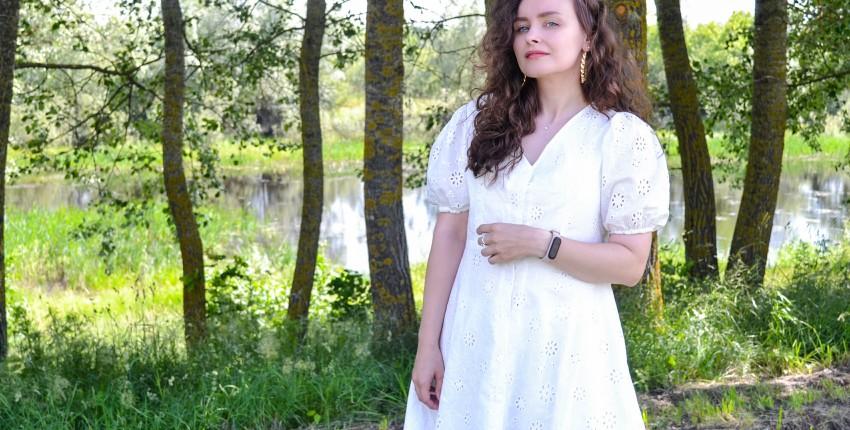 Платье с шитьем Cocostly - отзыв покупателя
