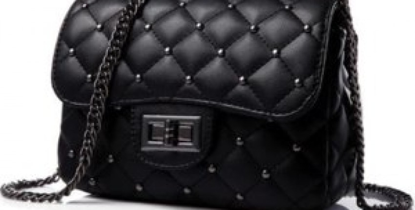 Сумка на цепочке в стиле Chanel с AliExpress - отзыв покупателя