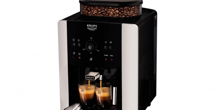 Рай для кофеманов: кофемашина Krups Arabica EA811810 - отзыв покупателя