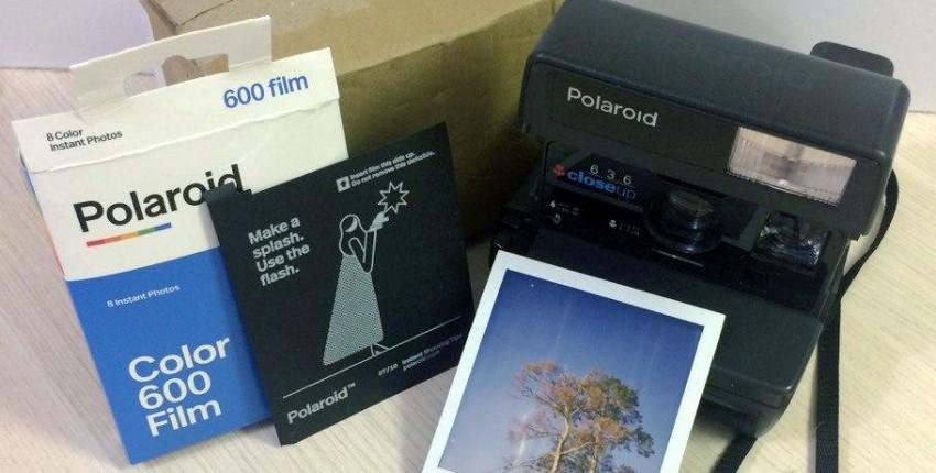 Color 600 Film - кассеты для Polaroid - отзыв покупателя