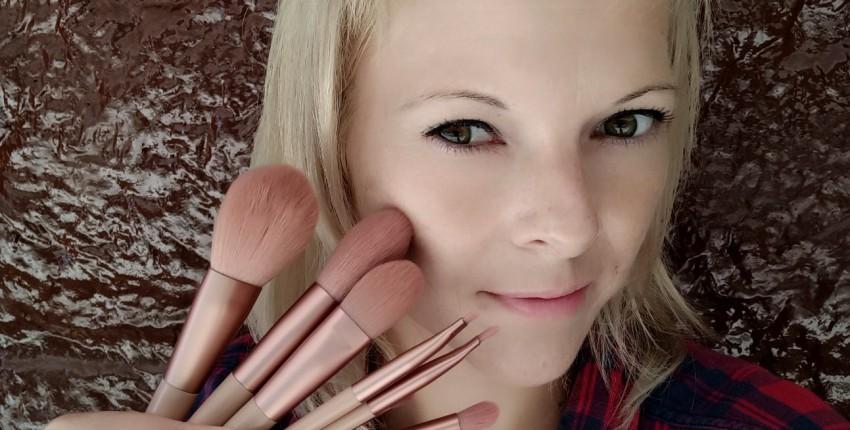 Набор кистей для макияжа от ANMOR - отзыв покупателя