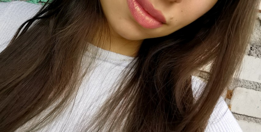 Блестящая губная помада - отзыв покупателя