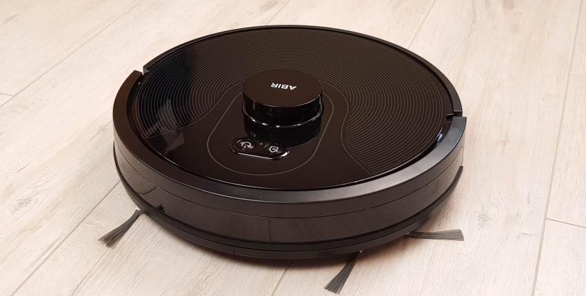 Робот-пылесос Abir X8: обзор наиболее технологичной модели компании - отзыв покупателя