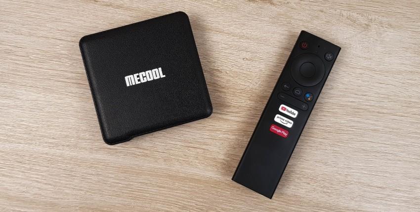 Mecool KM1 classic: подробный обзор приставки Android TV с сертификацией Google - отзыв покупателя