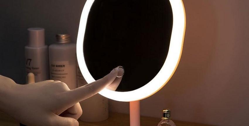 Зеркало с подсветкой для макияжа - отзыв покупателя