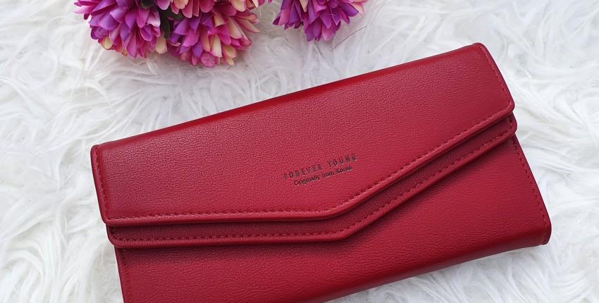 Шикарный кошелёк из магазина WEICHEN Speciality Store. Видео - отзыв покупателя