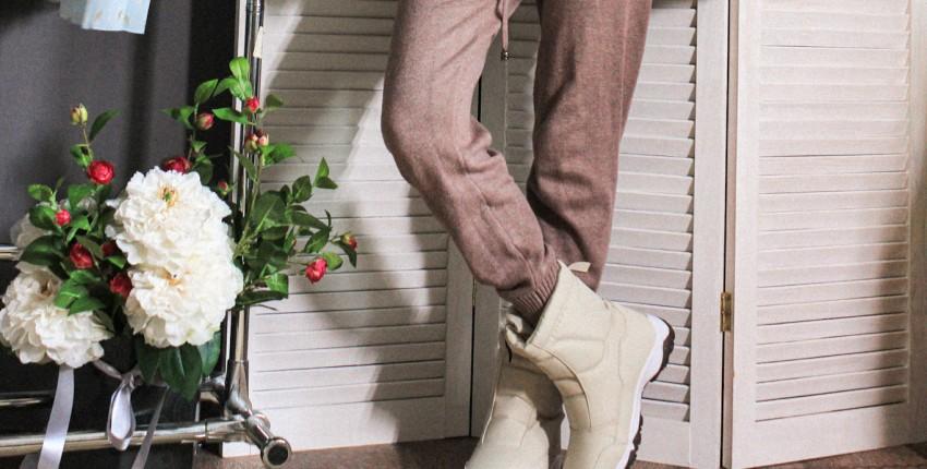 Зимние ботинки-дутики. Теплота и комфорт! - отзыв покупателя