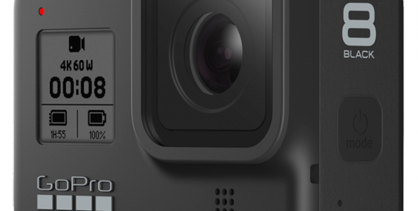Видеокамера GoPro HERO8 Black Edition. Стабилизация рулит! - отзыв покупателя