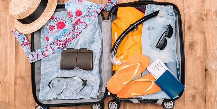 Собираем чемодан в путешествие на Алиэкспресс - отзыв покупателя