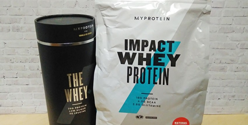 Сывороточный протеин Impact Whey Protein - отзыв покупателя