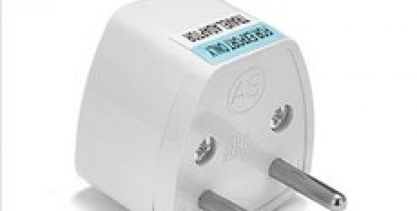 Universal AU UK US To EU Plug Adapter Converter. - User's review